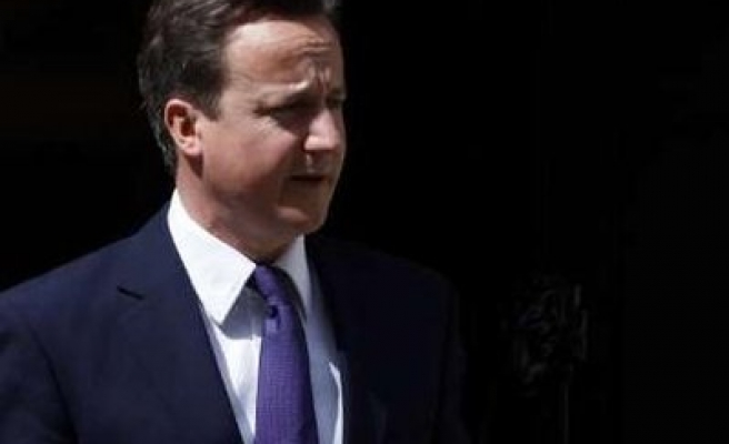 Cameron, other leaders back urgent action on Libya