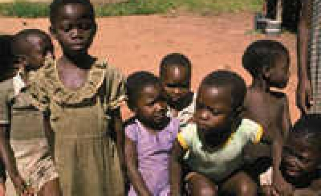 Aids leaves 9m African children without mothers