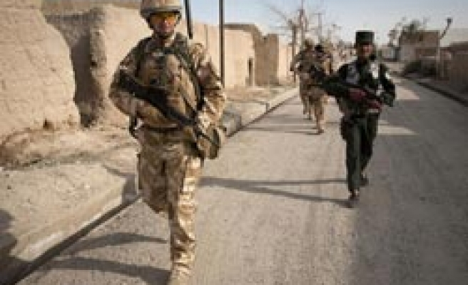 Attack on UK embassy convoy in Afghan capital kills five