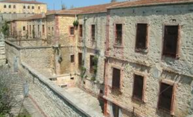 Historic prison to be restored in Turkey's north