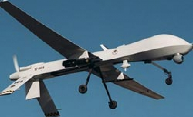 Britain to double number of drones in Afghanistan: report