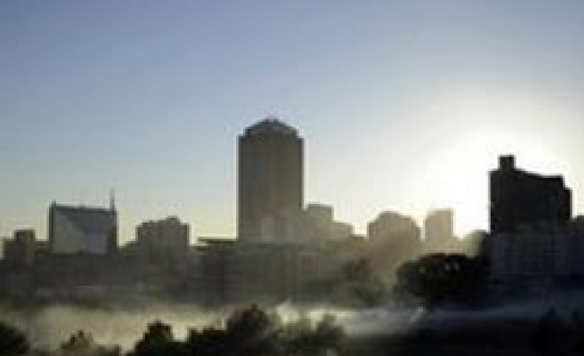 Johannesburg businesses reel under power cuts
