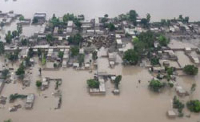 Pakistan floods affect 12 million people