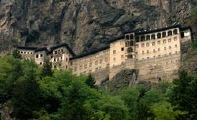 More people visit Sumela monastery after religious ceremony
