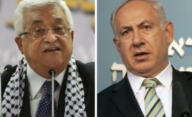 Israeli PM calls Abbas to thank for Palestinian fire help