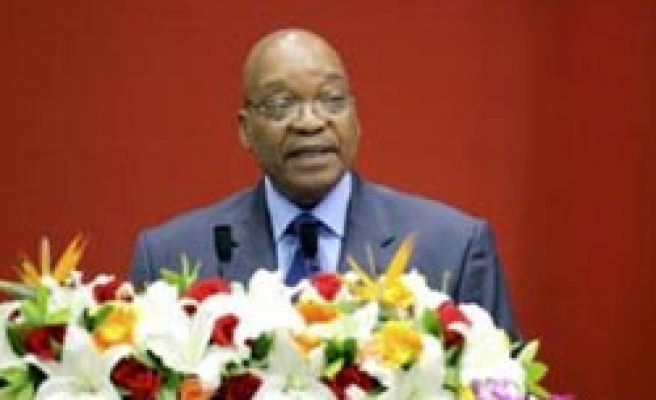 China invites S.Africa to join BRIC