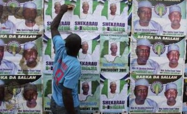 Nigeria's ruling party to hold primaries on Jan. 13