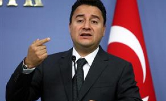 Turkey's Babacan to join Davos summit