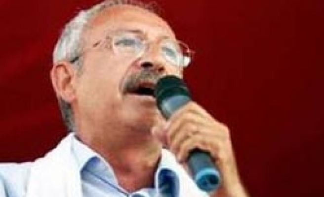 Turkey's main opposition party held extraordinary convention