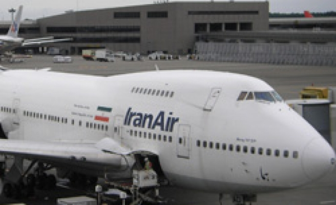Iranian passenger plane crashes in NW Iran