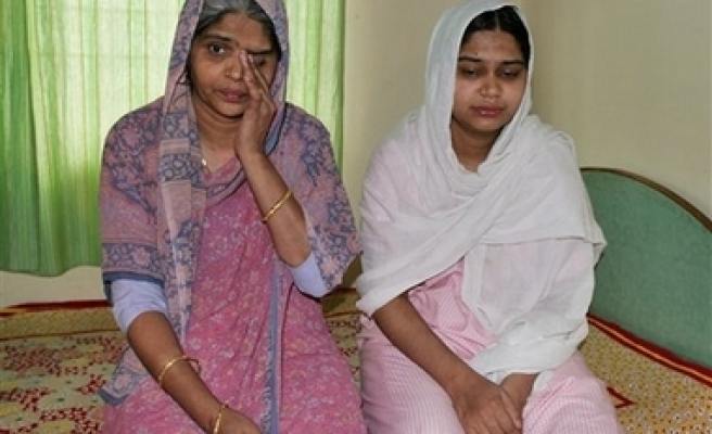 Family of Indian suspect says he is innocent