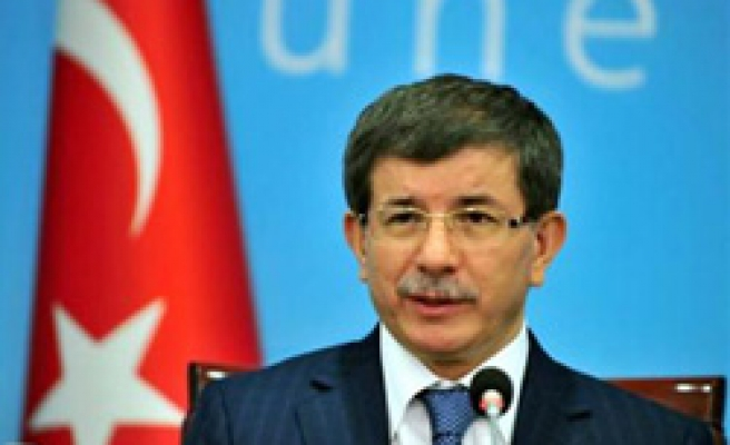 Turkey's FM to visit Iraq in early January