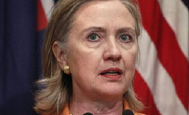 Reported attack on Egypt VP shows risks-Clinton