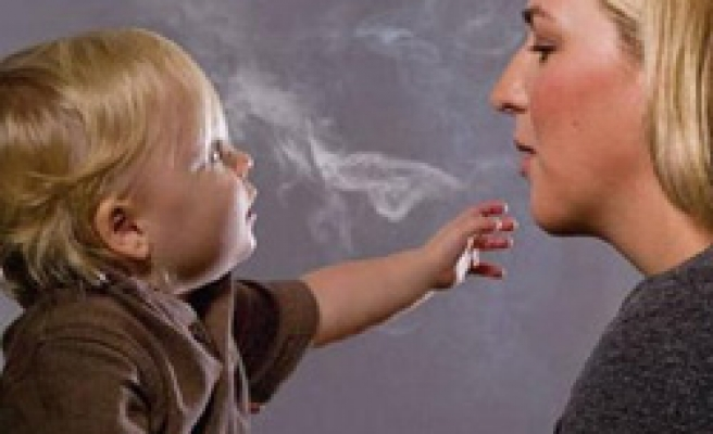 Secondhand smoke tied to kids' poor mental health