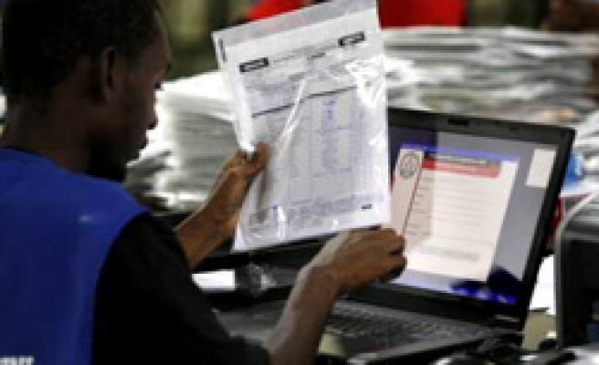 Haiti to release election results, sets runoff date