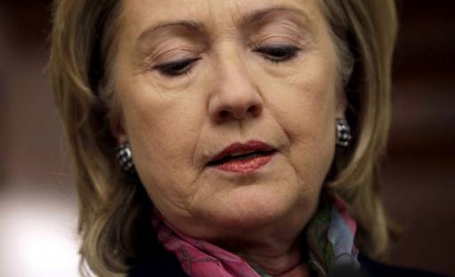 Clinton warns of 'perfect storm' in Middle East