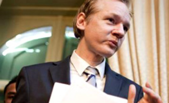 Britain arrests WikiLeaks founder Assange