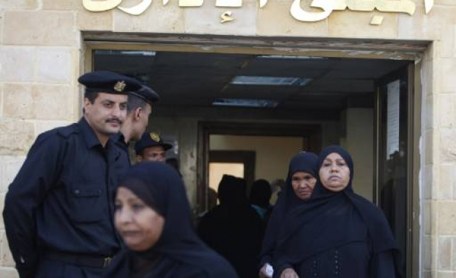 Egyptians vote in run-off without opposition parties