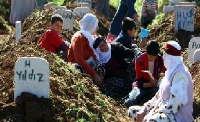 Turkish village massacre orphans face hunger