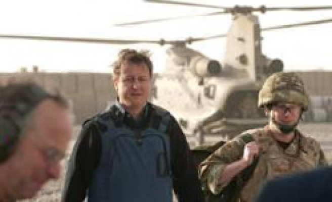 UK's Cameron eyes 2011 Afghan pullout