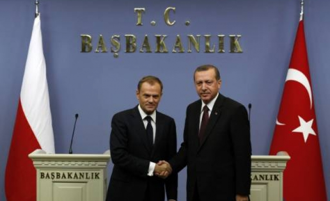 Trade between Turkey and Poland increases tenfold