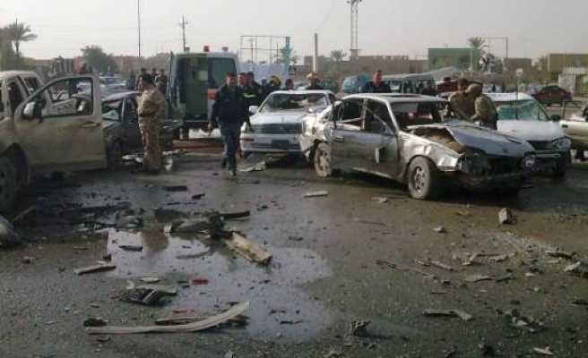 Deadly suicide bomb hits Iraq's Ramadi