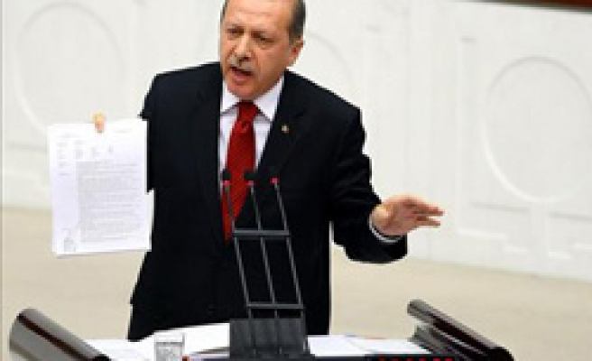 Turkey's PM defends 2011 budget in parliament