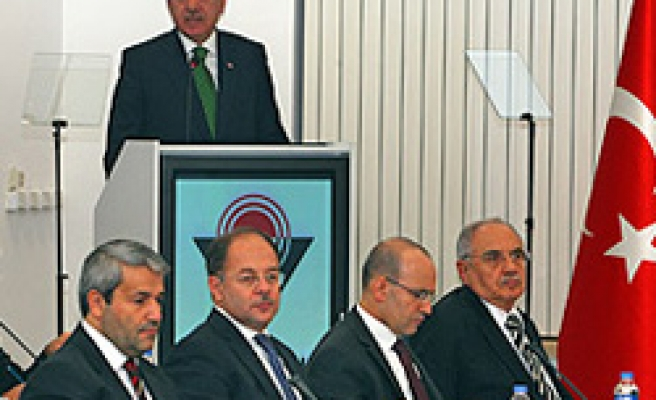 Turkish PM addresses science-technology supreme council at ODTU