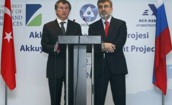 Turkish, Russian firms sign oil cooperation deal