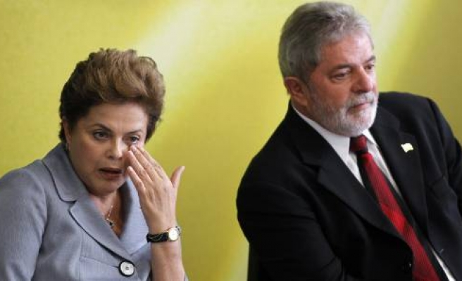 Rousseff takes over Brazil with new year