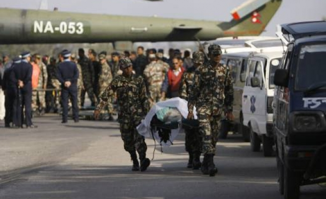 Bodies of Nepal plane crash victims retrieved