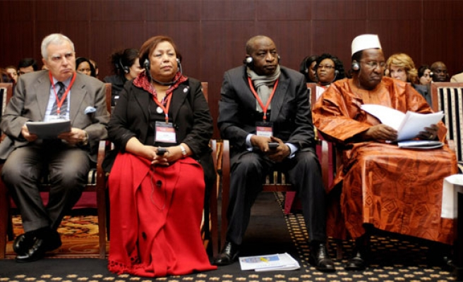 Sixth Int'l Turkey-Africa Congress meets in Istanbul