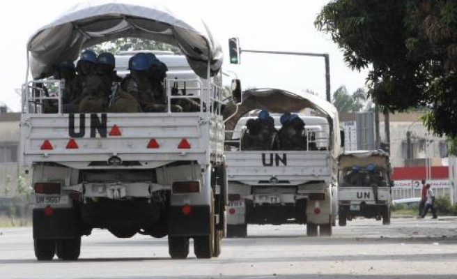 UN refuses to leave Ivory Coast