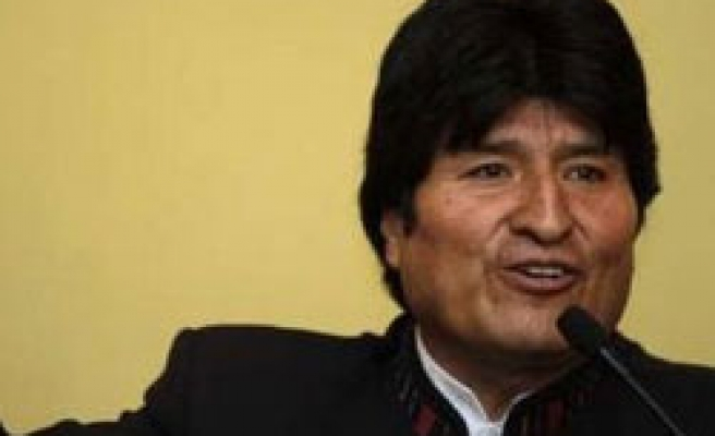 Bolivia's Morales scraps fuel hike after protests