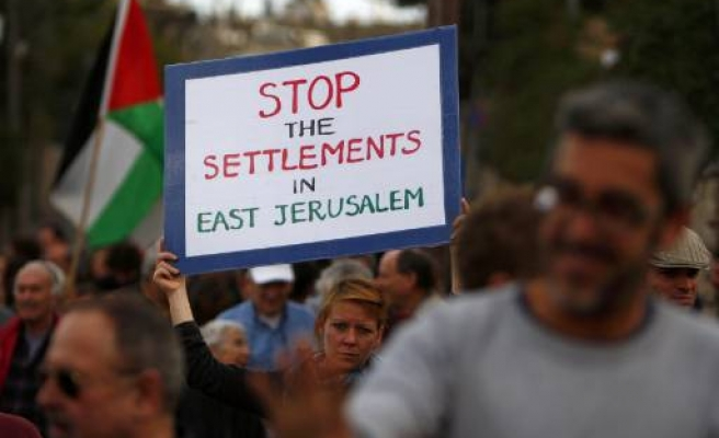 HRW urges US to financially penalise Israel over settlements