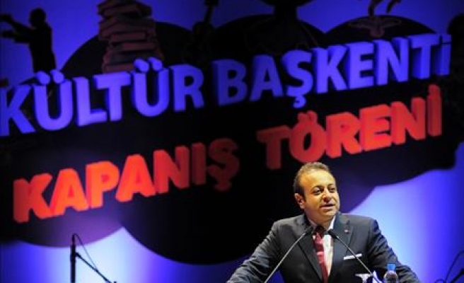 Istanbul ends events for title '2010 European Capital of Culture'