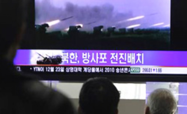 S.Korea's live-fire drill on disputed border despite warnings