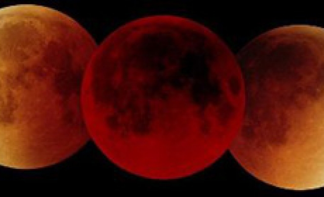 Lunar eclipse, winter solstice to coincide early Tuesday