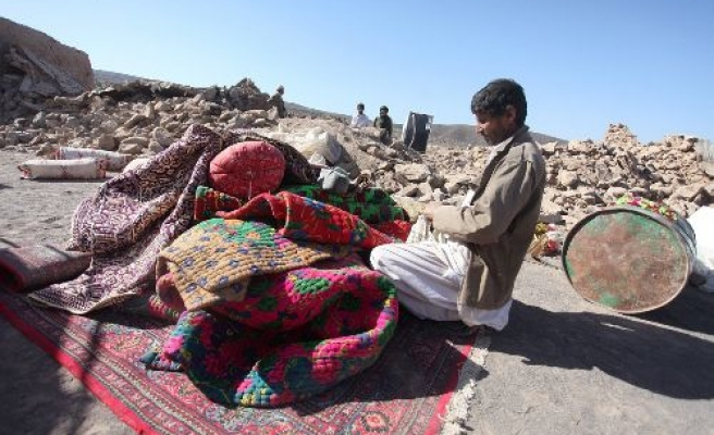 Deaths as quake hits Iran - UPDATED