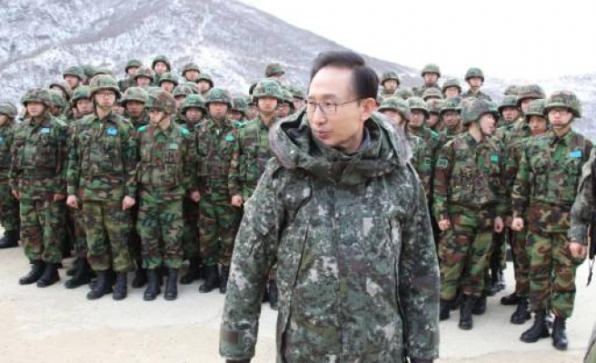S.Korea, China defence chiefs to meet in Feb