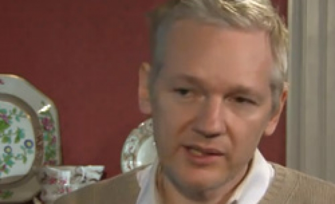 WikiLeaks to publish 'sensitive' Israel cables: TV