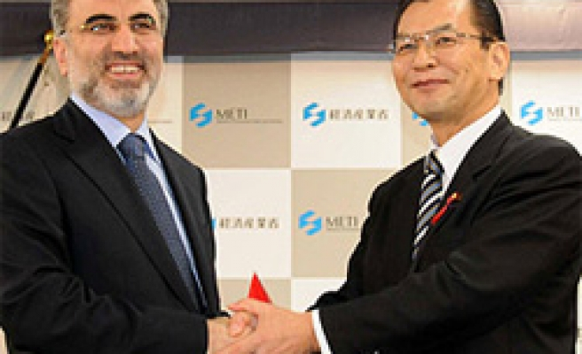 Turkey, Japan sign MoU to establish nuclear power plant