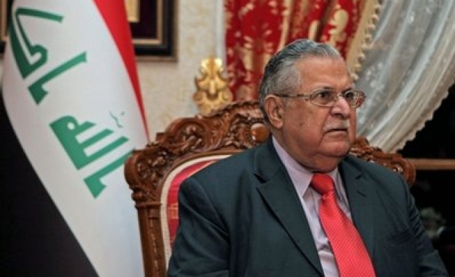 Talabani invites TOBB to Iraq for more Turkish investments