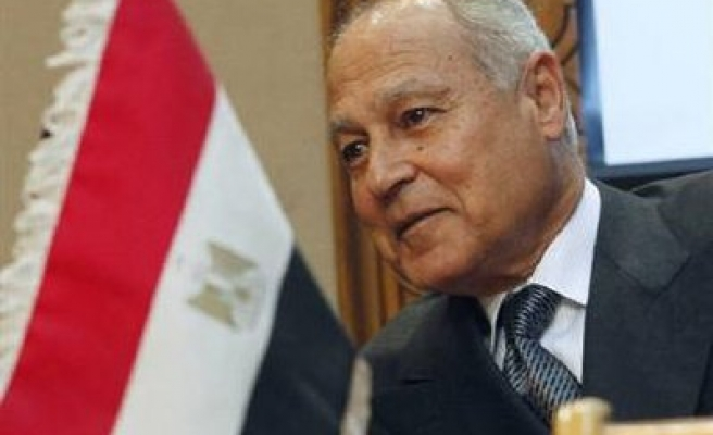 Egypt says wants to rid region of nuclear arms