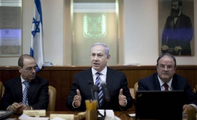 Israel gov't divided over apology to Turkey on deadly raid