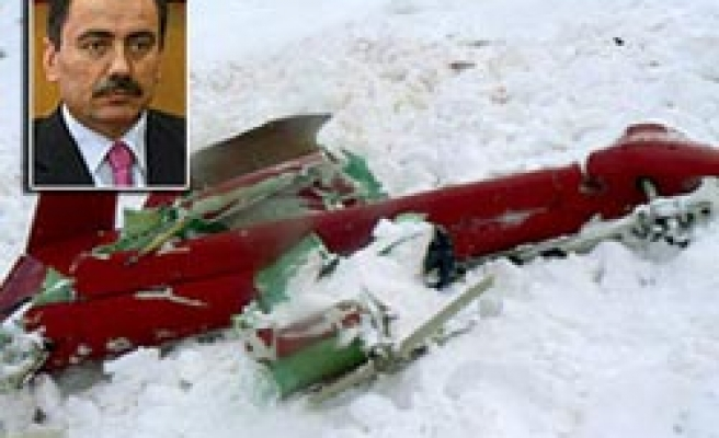 Turkish party leader's helicopter lacked ELT device in crash: report