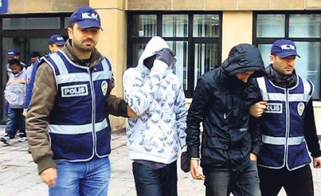 Illegal narcotics most common offense in Turkish juvenile trials