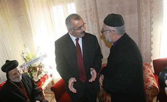 Turkish governor: two monasteries, four churches restored