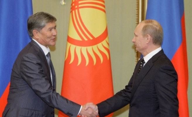 Kyrgyzstan wants to join Russian-led customs union