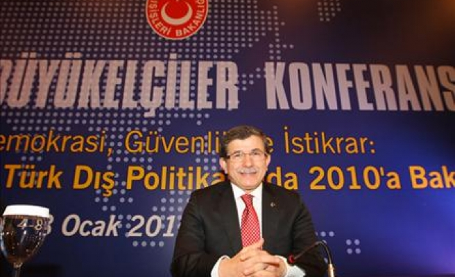 Turkey's 2011 envoys conference opens